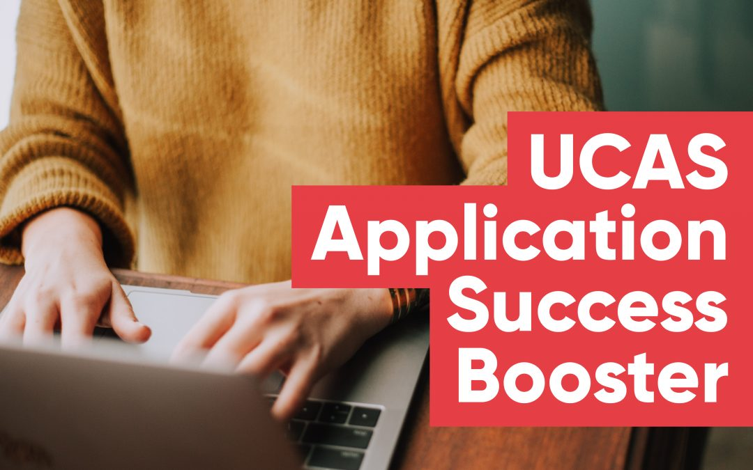 UCAS Application Success Booster