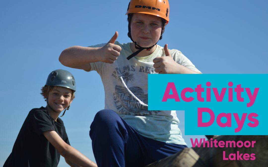 Activity Days at Whitemoor