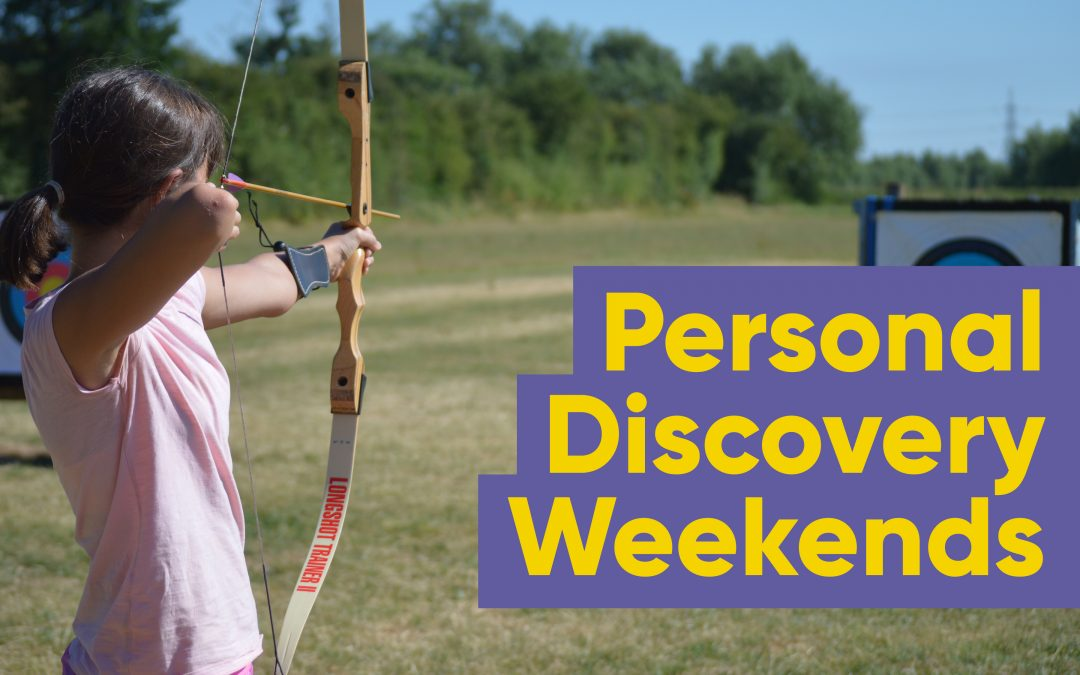 Personal Discovery Weekends