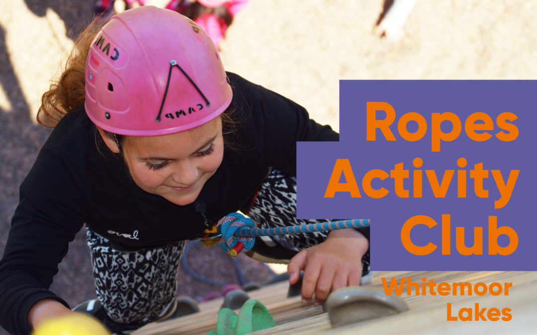 Ropes Activity Club at Whitemoor