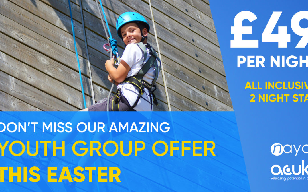 Easter Youth Group Offer